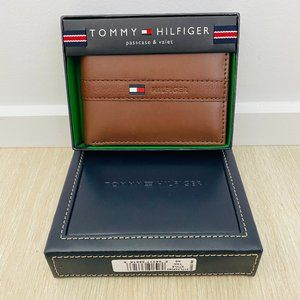 COPY - Tommy Hilfiger New In Box Genuine Leather …